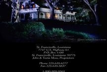 Louisiana Travel / There is so much to see and do in Louisiana. Cajun food, creole music, haunted locations and a blend of people and cultures that makes Louisiana one of the most unique places to visit.