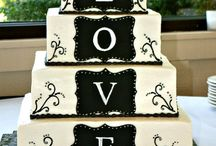 Let's eat Cake / let's eat wedding cake...