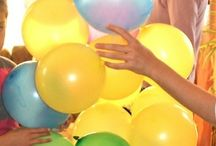Birthday Party / it's time to throw a party for some little boys / by Rivki Silver
