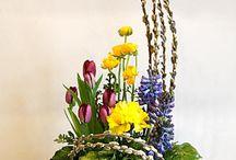 Bukiety i kompozycje kwiatowe