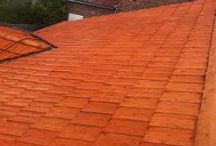 Roof Restoration in Melbourne by Roof Guard / Melbourne Roof Guard a leading roof restorations company with years of experience in re-roofing, roof repairs, roof restoration, roof tile repairs, roof tiles.
