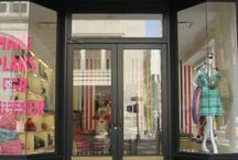 The Top Shops!  / Great places to shop for fashion!