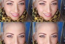 face, app