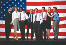 The West Wing / by Cynthia Rees