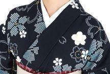 きもの (kimono)  kimono lingerie (japanese dress)