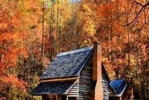 Fall's Scenic Views