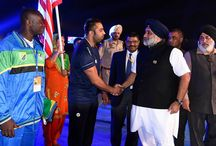 Inauguration of 6th World Cup Kabaddi