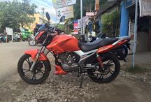 Rent a motorbike or scooter in Siquijor / Check out our newest motorbikes and scooters available for rent in Siquijor! Visit book2wheel.com to book now.