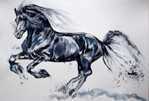 Horse Art for Sale