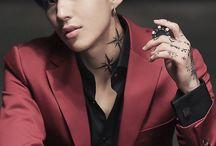 B.A.P ♥ JongUp