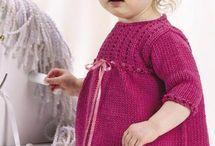 Dresses - knitting