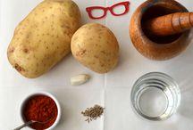 Patatas en caldillo