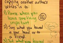 Tutoring/ Coach Writing / by Heatherly Sylvia