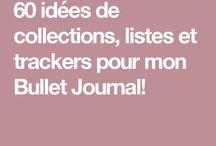 Mon coin Bullet journal..