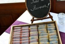 soap wedding favor