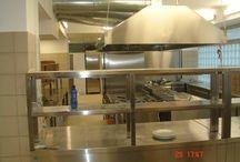 Εξοπλισμός Ξενοδοχείων και Καταστημάτων Εστίασης. / Τοποθέτηση Εξοπλισμού Κουζίνας της Αρζινός Α.Ε. σε Ξενοδοχειακή Μονάδα από το Τεχνικό τμήμα τις Εταιρίας μας.