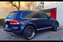 Volkswagen Custom Wheels