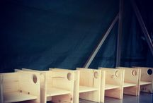 mobiliario infantil montessori