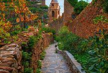 Bellezze Toscane e Liguri. / Alcune tra le più belle località toscane e della Liguria