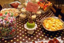 Hostess with the Mostess / Great party ideas for all sorts of occasions  / by Tinsley Meloy