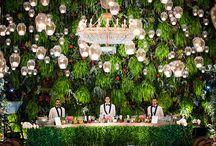 Decoração bar - Casamentos