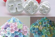 Flower molding