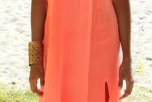 Dresses (formal and informal)