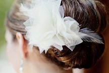 Wedding hair / by Payton Berry