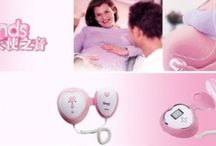 Angelsounds / Listening to your baby's heart beat never been that busy. Just check your baby's heart beat anywhere, anytime at your convenience. This genuine Angelsounds Fetal Doppler Baby Heart Rate Monitor is the perfect way to listen to your baby's heartbeat at home anytime. Now all mothers can enjoy the pleasure of listening to their baby's heart right in the comfort of their own home. Many expectant mothers worry about their unborn baby during pregnancy.