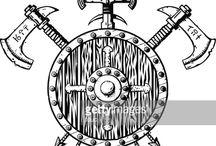 viking tatoo
