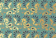patterns / motifs / Patterns, prints, motifs