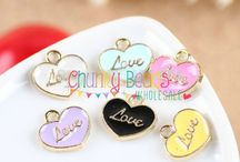 Beautiful Charms & Pendants Available / Charms and Pendants available from Chunky Beads Wholesale