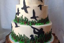 Groom's Cake Ideas / by Kerri Wetherington