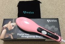 Hair Straighteners / This board features various hair straighteners. Sometimes you just want your hair to be straight. These products are great for instantly and rapidly changing your natural locks.