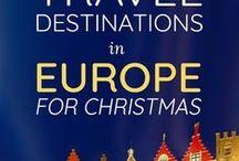 Vánoce v Evropě