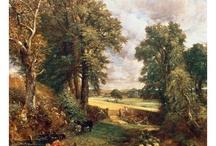 John Constable art / by Maria Basulto