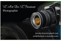 L'Art De L'Instant / Pour tous vos projets photos