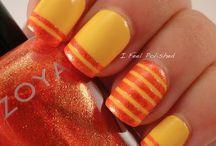Nail styles / by Ashley Fix