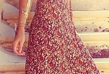 Платья сшитые