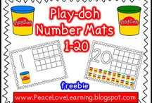 Anaokulu matematik etkinlikleri
