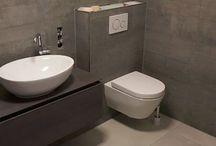 Badezimmer / Inspiration von realisierten Projekten!