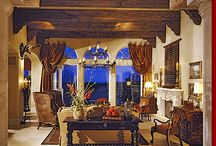 Beautiful Rooms / by Sandra Cole Strickland