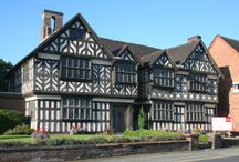 Nantwich / A lovely town in South Cheshire