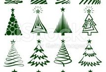 Christmas tree collections