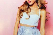 Ariana Grande♡ / by Kaitlin♡