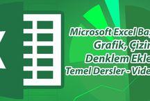 Microsoft Office Excel Dersleri - Full