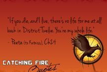 The girl on fire...