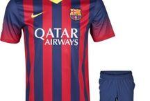 2013 New soccer jerseys