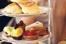 Food for afternoon tea