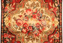 Rugs and ideas for Rug hooking